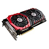 MSI NVIDIA GeForce GTX 1070 Ti GAMING 8G 8 GB GDDR5 PCI Express Graphics Card - Black