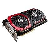 MSI GeForce GTX 1070 Ti GAMING 8G 8GB GDDR5 - graphics cards (NVIDIA, 1607 MHz, 2-Way SLI, 1683 MHz, 8 GB, GDDR5)