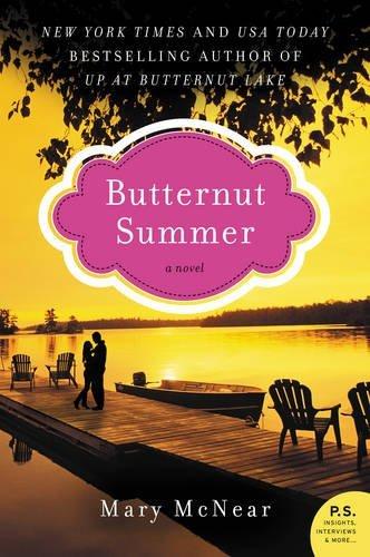 Butternut Summer: A Novel (The Butternut Lake Trilogy) by Mary McNear (12-Aug-2014) Paperback