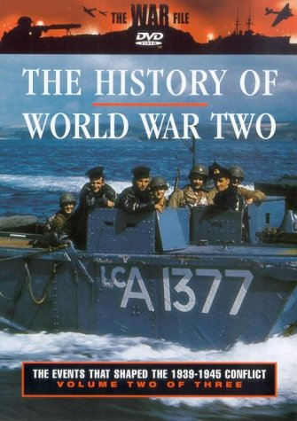 the-history-of-world-war-2-the-events-that-shaped-the-1939-1945-conflict-vol-2-of-3-dvd