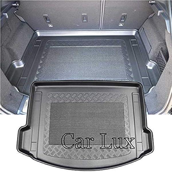 Car Lux AR05482 Tapis de Coffre antid/érapant pour X1 F48