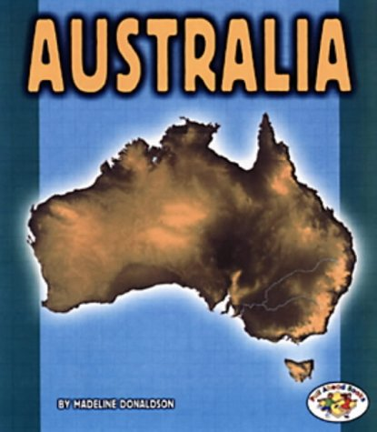 Australia (Pull Ahead Continents)