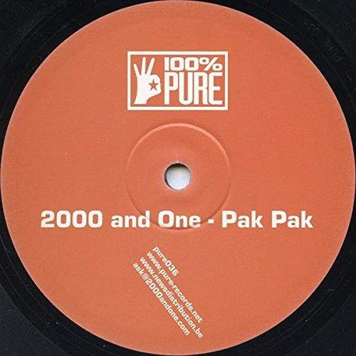 100 Pak (2000 & One - Pak Pak - 100% Pure - pure036)