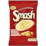 Smash Instant Mash Potato Large 176 g (Pack of 12)