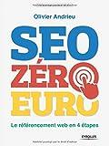 SEO zéro euro : Le référencement web en 4 étapes