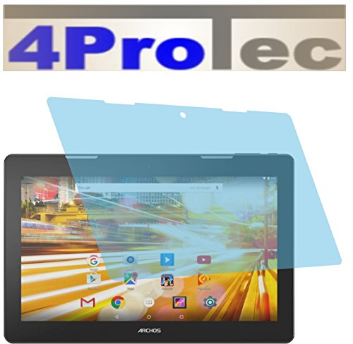 4ProTec 2 Stück GEHÄRTETE ANTIREFLEX Bildschirmschutzfolie für Archos 133 Oxygen Displayschutzfolie