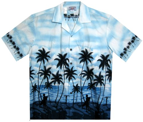 PLA-Original-Camisa-Hawaiana-Palm-Beach-azul-3XL