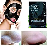 #5: GENERIC 2pcs Pilaten Blackhead Remover Pig Nose Acne Herbal Mask Face Pore Strip Face Mask Remove Blackheads Black Head Beauty Care C632