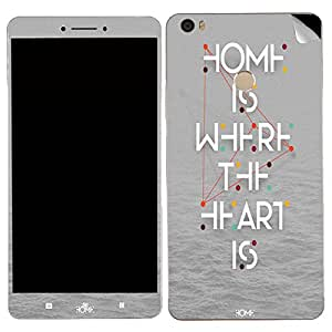 Theskinmantra Home is where the heart is Xiaomi MI Max SKIN/STICKER