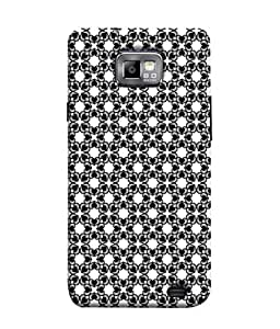PrintVisa Designer Back Case Cover for Samsung Galaxy S2 I9100 :: Samsung I9100 Galaxy S II (The relation of love Love connection)