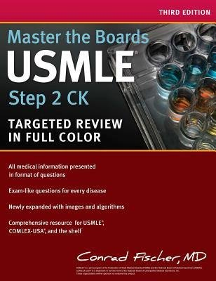 [ { Master the Boards USMLE Step 2 CK } ] BY ( Author ) Jun-2015 [ Paperback ]