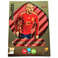 Panini Adrenalyn XL World Cup 2018 Russia WM Limited Edition David Silva Verzamelingen