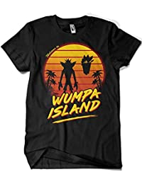 Camisetas La Colmena 4590-Welcome to Wumpa Island (ddjvigo)