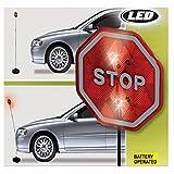 LED Einparkhilfe Parksignal Stoppschild Parkhilfe Auto Garage Stellplatz