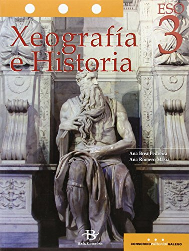 Xeografía e Historia 3º ESO LOMCE (Libro de texto) por Ana Brea Pedreira
