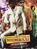 Once Upon A Time In Mumbaai [Edizione: Regno Unito] [Import anglais]