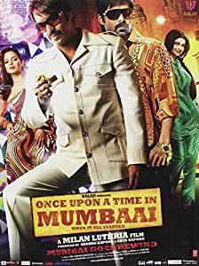 Once Upon a Time in Mumbaai [DVD] [2010] [NTSC]