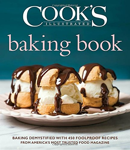 Cook's Illustrated Baking Book (Cooks Illustrated Cookies)