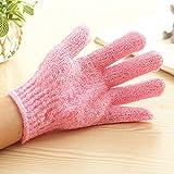 Peeling Bad Handschuh Dusche Hautpflege Rücken Körperpeeling Reinigung Massage Mitt Reiben Schlamm...