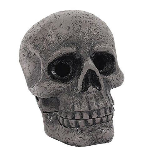 llection–Totenkopf Halter für Räucherkerze (Halloween Argos)