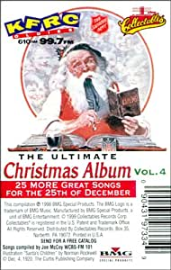Ult Christmas Album 4: Kfrc 99.7 FM San Francisco