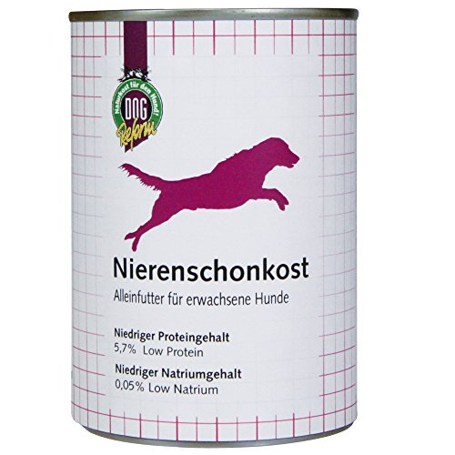 DOGREFORM Nierenschonkost / Dosenfutter
