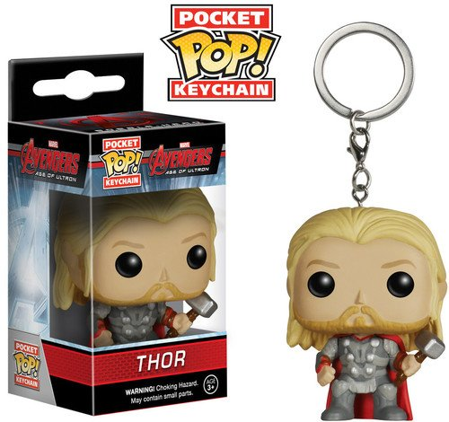 Pocket POP! Keychain - Marvel: Avengers AOU: Thor