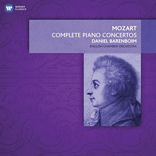 Mozart: The Complete Piano Con...