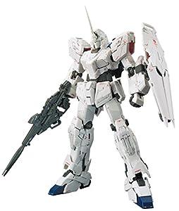 Bandai -Figura Real Grade Unicorn Gundam 56624 - Edición Limitada en Escala 1:144 - Modelo n. 56624