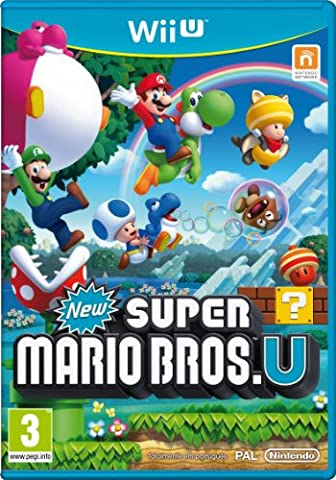 New Super Mario Bros. U [ES Import]
