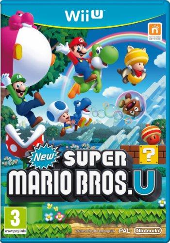New Super Mario Bros. U [ES Import]