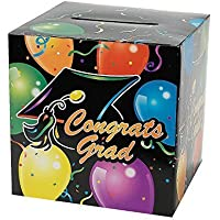 Congrats Grad Balloon Print Card Box by adventure's bag preisvergleich bei billige-tabletten.eu