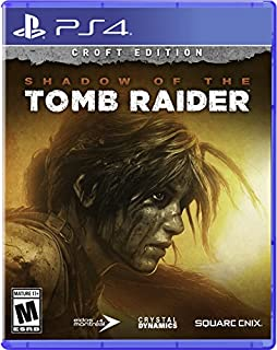 Shadow of the Tomb Raider - Digital Croft Edition - PS4 [Digital Code] (B07CNV7RFS) | Amazon price tracker / tracking, Amazon price history charts, Amazon price watches, Amazon price drop alerts