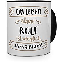 Tasse mit Namen Rolf Positive Eigenschaften