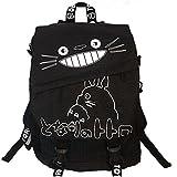 F. Dorla Cartoon Canvas Rucksack Tasche Schule Tasche/Anime Casual/Travel Rucksack Oxford Schultertasche Cartoon Schultasche Laptop Täschchen