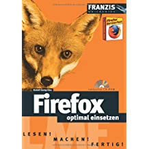 Firefox optimal einsetzen