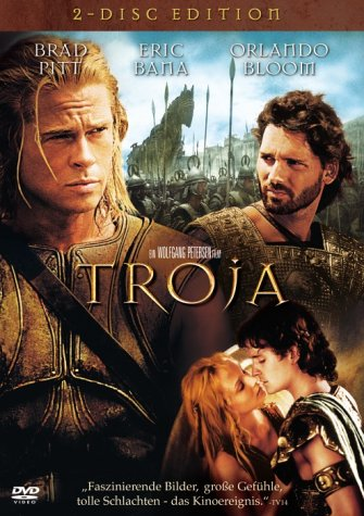Warner Home Video - DVD Troja (2 DVDs)
