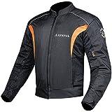 ASPIDA Atlas Riding Jacket - Orange