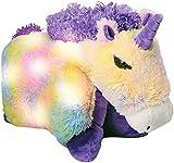 Glow Pet 16-inch Magical Unicorn Soft Toy