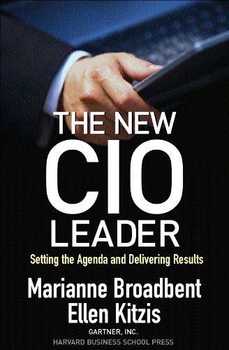 The New CIO Leader: Setting the Agenda and Delivering Results (English Edition)