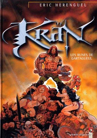 Krän, tome 1 : Les runes de Gartagueul
