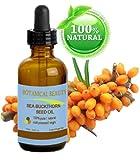 Sanddornkernöl - 100% rein für Hautpflege - 15ml