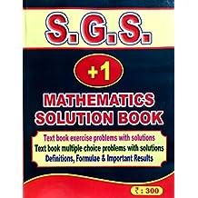 Tamilnadu 12th Maths Solution Book For