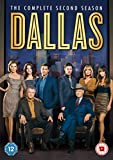 Dallas: The Complete Second Season (4 Dvd) [Edizione: Regno Unito] [Italia]