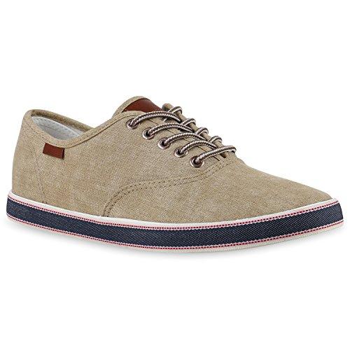 Sneakers Jeans Mens Esportes Material Sapatos Lace Cáqui