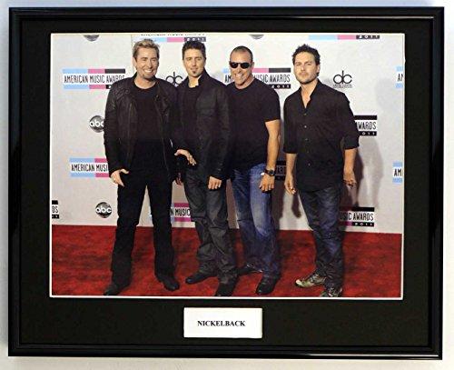 Nickelback/FRAMED Foto