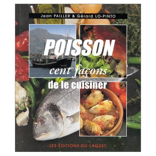 Poisson : Cent façons de le cuisiner