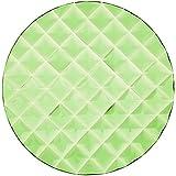 Haixing Plastic Half Plate, 20cm, Multicolour
