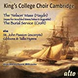 Haydn;Croft: Choir Of King`s College