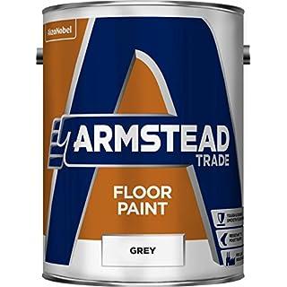 Armstead 5218610 Trade Floor Paint-Grey (5 Litre)
